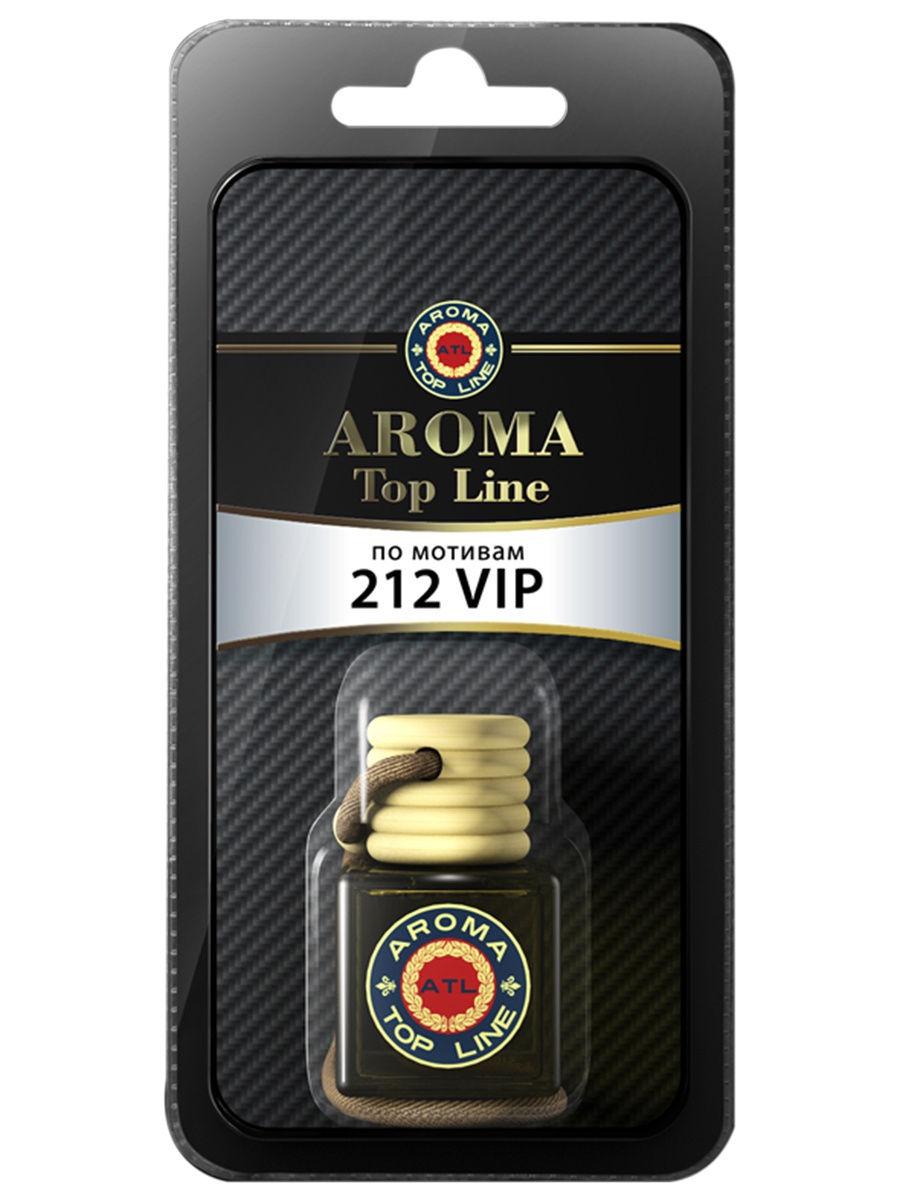 AROMA TOP LINE Ароматизатор подвесной флакон по мотивам Fahrenheit Dior