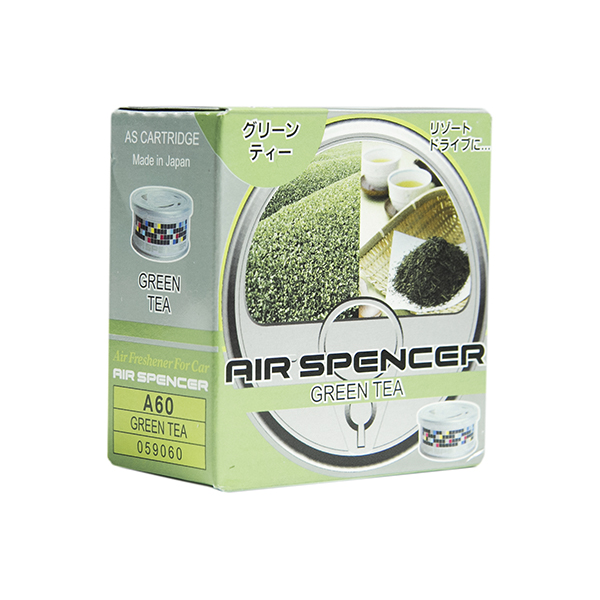EIKOSHA Ароматизатор SPIRIT REFILL меловой GREEN TEA / зеленый чай