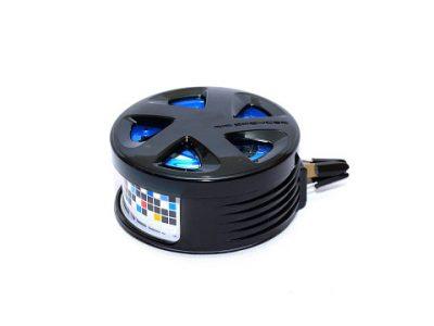EIKOSHA Набор Ароматизатор меловой SPIRIT REFIL + холдер на дефлектор MARINE SQUASH / морская свеж