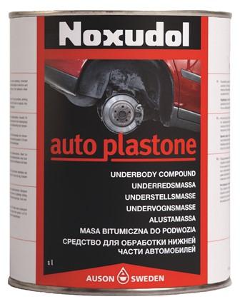 NOXUDOL Средство Auto Plastone для защиты колесных арок («жидкие подкрылки»), 5л