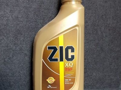 ZIC Моторное масло TOP XQ SAE 5w30 1л Full-synthetic