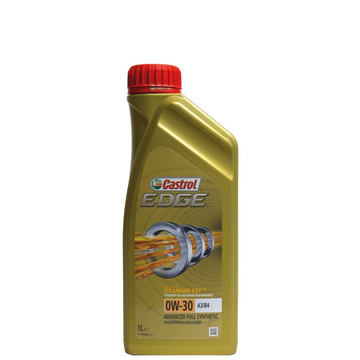 CASTROL Моторное масло Edge SAE 0w30 1л Full-synthetic
