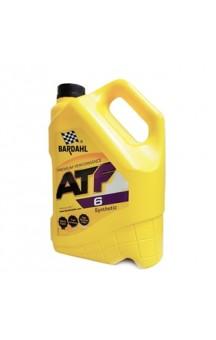 BARDAHL Трансмиссионное масло АКПП ATF VI 5л Full-synthetic