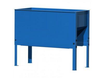 FERRUM Ванна для проверки колес синяя 434х817х917мм