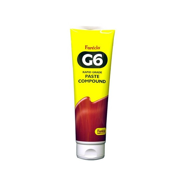 FARECLA Полировочная паста Farecla G6 Paste Compound, 0,4л