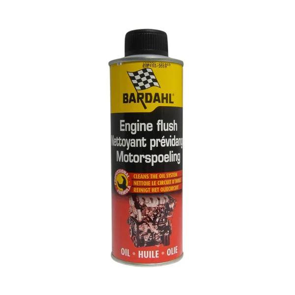 BARDAHL Промывка масляной системы от нагара и шлама Engine Flush, 0,3л