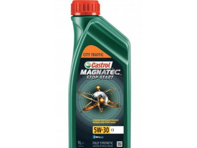 CASTROL Моторное масло Magnatec Stop-Start C3 SAE 5w30 1л Full-synthetic