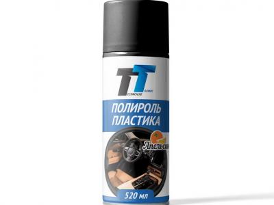 TT Полироль пластика Апельсин 0,520л