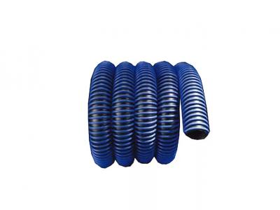 NORDBERG Шланг газоотводный max t. +180, Ø102мм, длина 10м (синий)