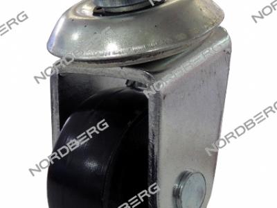 NORDBERG Запчасть колесо металлическое D=58мм для N3203/N32035/N32032 (поворотное)