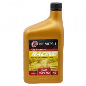 IDEMITSU Трансмиссионное масло Racing Gear MTF 75w90 946 мл