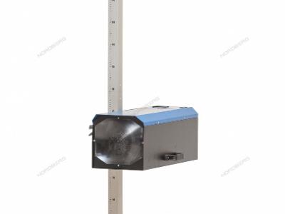 NORDBERG Прибор для проверки и регулировки света фар 2019/K аналоговый, линза — поликарбонат