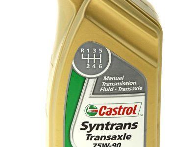CASTROL Трансмиссионное масло МКПП Syntrax Transaxle SAE 75w90 1л Full-synthetic