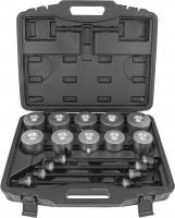 THORVIK Набор инструмента универсальный для замены сайлентблоков, 44-82 мм, 24 предмета