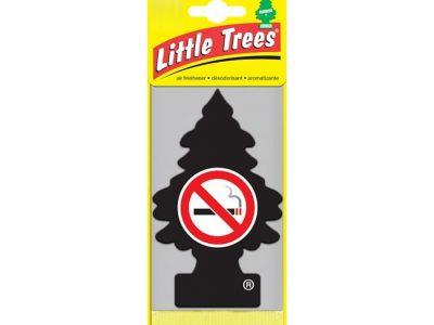 LITTLE TREES Ароматизатор ёлочка Не курить! / No Smoking