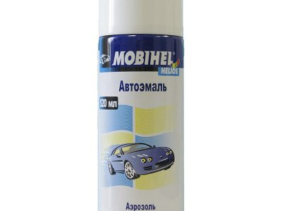 MOBIHEL Автоэмаль металлик 385 Изумруд, 0,52л