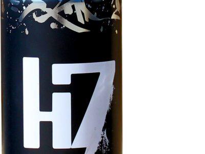 H7 Автоэмаль для граффити 3020 Транспортно красная, 0,52л