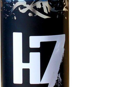 H7 Автоэмаль для граффити 770877 Хром, 0,52л