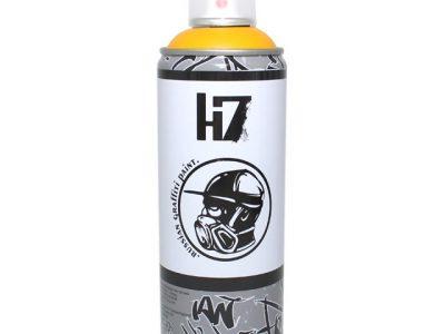 H7 Автоэмаль флуоресцентная Желтая, 0,52л