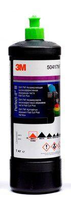 3М Паста полировальная абразивная Fast Cut Plus, 1л