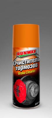RUNWAY Очиститель тормозов, 0,4л