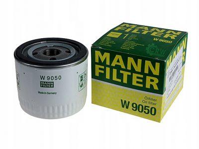 MANN Фильтр масляный W 9050