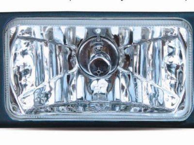 AVS Противотуманные фары галогенные H3 гладкое стекло 12V 55A H3, LADA 2110-2112 2 шт.  PF-174H