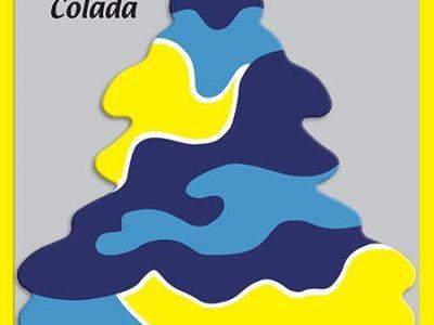 LITTLE TREES Комплект ароматизаторов (3 шт.) ёлочка «Пина колада» (Pina Colada) 1уп.х3шт.