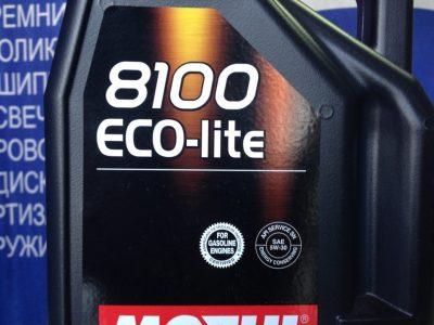 MOTUL Моторное масло 8100 Eco-lite SAE 5w30 4л Full-synthetic
