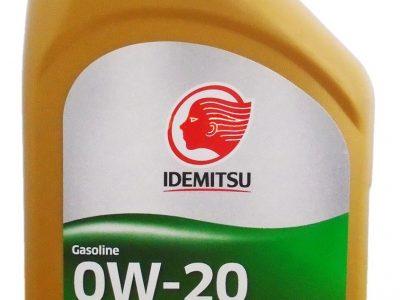 IDEMITSU Моторное масло SN/GF-5 SAE 0W20 1л Full-synthetic