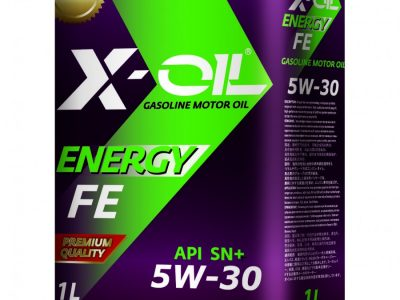 X-OIL Моторное масло Energy FE SAE 5w30 1л Full-synthetic