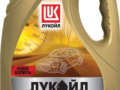 ЛУКОЙЛ Моторное масло Люкс SAE 10w40 4л Semi-synthetic