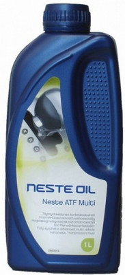 NESTE Трансмиссионное масло АКПП ATF Multi 1л Full-synthetic