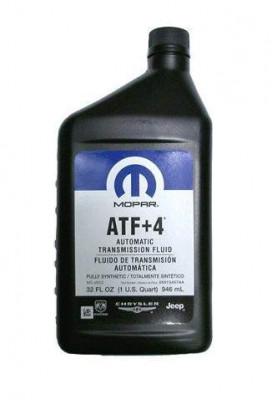 MOPAR Трансмиссионное масло АКПП ATF+4 0.946л Full-synthetic