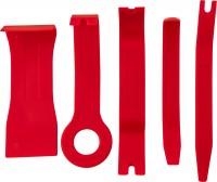THORVIK Набор приспособлений для демонтажа декоративных панелей салона автомобиля, 5 предметов