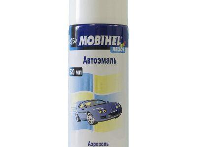MOBIHEL Автоэмаль алкидная 233 Белая, 0,52л