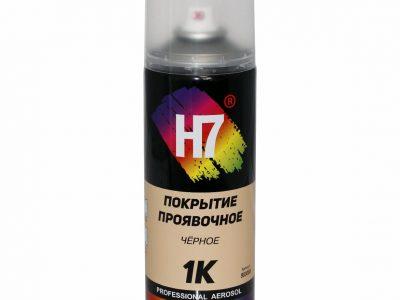 H7 Покрытие проявочное черное (аэрозоль), 0,52л