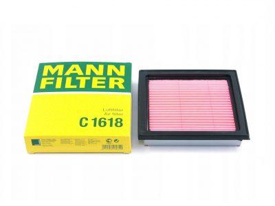 MANN Воздушный фильтр C 1618