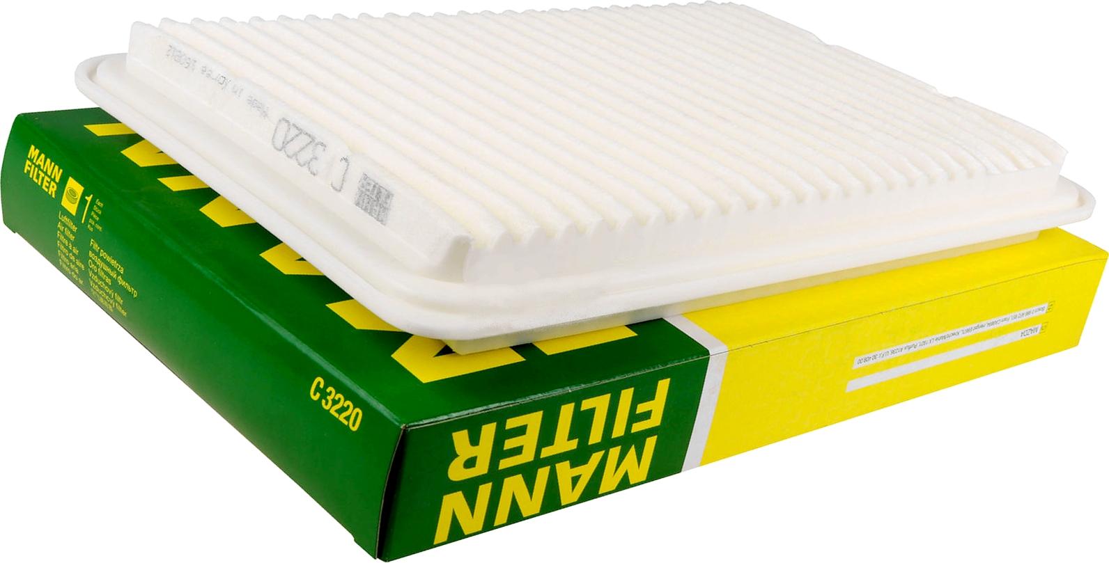 MANN Воздушный фильтр C 3220