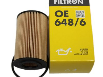 FILTRON Фильтр маслянный OE 648/6