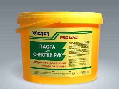 VIСTOR Паста для очистки рук ПС-11, 11л