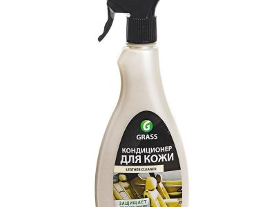GRASS Очиститель-кондиционер кожи, 0,5л
