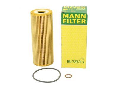 MANN Фильтр масляный HU 727/1 x