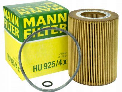 MANN Фильтр масляный HU 925/4 x