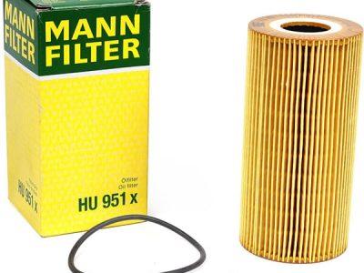 MANN Фильтр масляный HU 951 x