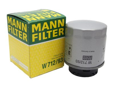 MANN Фильтр масляный W 712/93