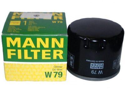 MANN Фильтр масляный W 79
