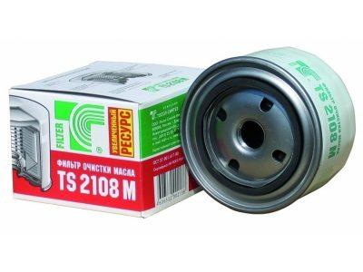TS Фильтр масляный ВАЗ 2108-09 М