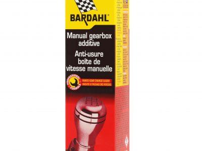 BARDAHL Противоизносная присадка в масло мкпп и дифференциалов Gear Oil Additive, 0,15л