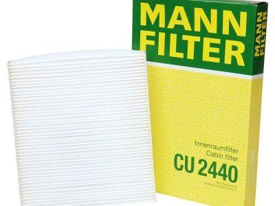 MANN Фильтр салонный CU 2440